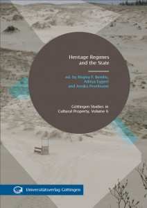 [Cover ofHeritage Regimes and the State]