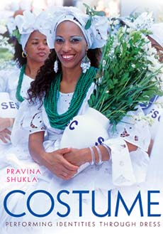 [Cover ofCostume: Performing Identities through Dress]