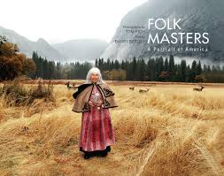 [Cover ofFolk Masters: A Portrait of America]