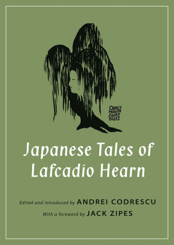 [Cover ofJapanese Tales of Lafcadio Hearn]